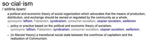 SocialismDefined