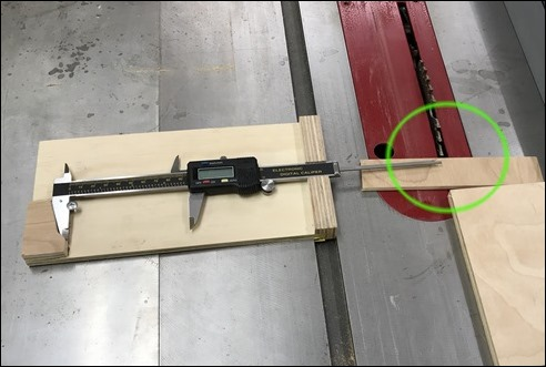WoodworkingThinStripCutting