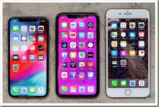 iPhones2018