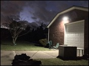 PoolhouseGarageNightSecurityLight181211