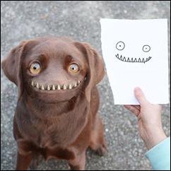 DogKidsDrawing