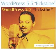 WordpressEckstine5.5
