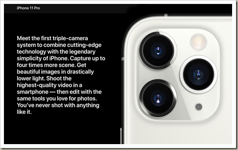 iPhone11ProCameras