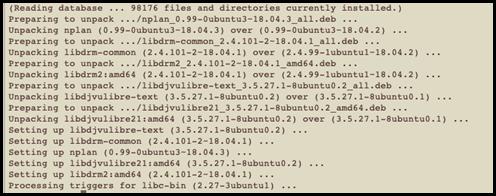 UpgradeLinuxTermian