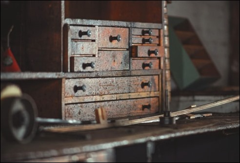 AntiqueWoodenCases_WoodworkingProject