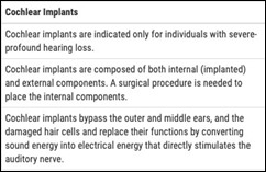 cochlearimplants