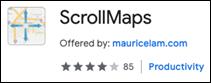ScrollMaps