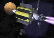 VASIMR_spacecraft
