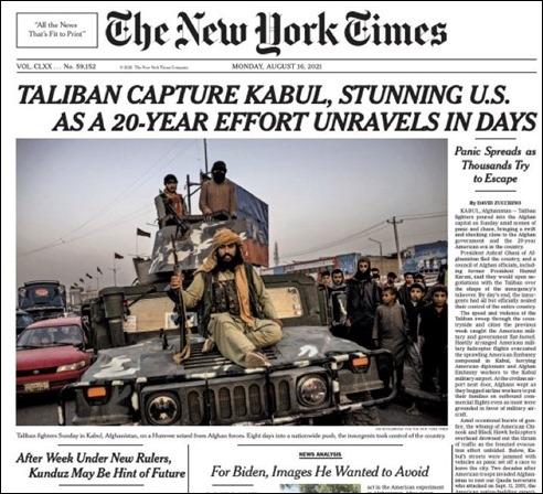 NYT_TalibanCaptureKabul210816