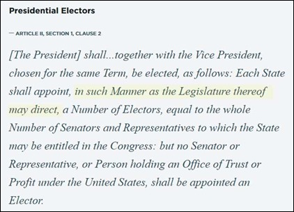 PresidentialElection_USConstitution